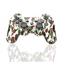 Controller Dualshock 3 Green White Camouflage Ps3