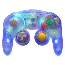 Controller Gamecube Pad Usb Blue Led Retrolink Pc