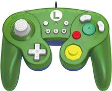 Poza Controller Hori Super Smash Bros Gamepad Luigi Nintendo Switch