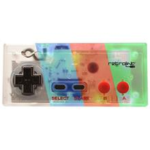 Controller Nes Usb Blue Red Green Led Pc