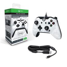 Controller Pdp Cu Cablue Alb Camo Xbox One