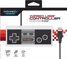 Controller Retro-Bit Nes Usb