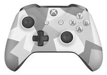 Imagine indisponibila pentru Controller Wireless Microsoft Xbox One S Winter Forces