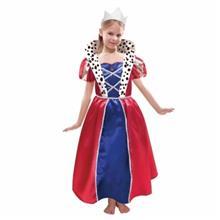 Costum Carnaval Copii Regina 6-8 Ani