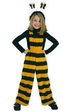 Costum Pentru Serbare Albinuta Cu Antene 128 Cm imagine