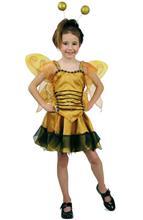 Costum Pentru Serbare Fluturasul Chantal 128 Cm imagine