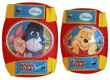Cotiere+Genunchiere Winnie The Pooh