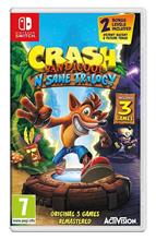 Crash Bandicoot Insane Trilogy Nintendo Switch