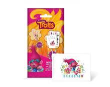 Craze - Set De Tatuaje Cu Trolls - 55824
