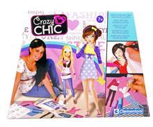 Crazy Chic - Mapa Design Fashion - 78108