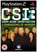 Csi 3 Dimensions Of Murder Ps2
