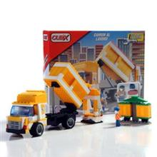 Cubix Constructii Camion 164 Buc 4 Ani+