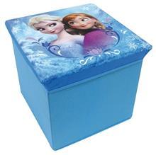 Cutie Pentru Depozitare Jucarii Elsa Si Anna