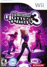 Dance Dance Revolution Hottest Party 3 Nintendo Wii