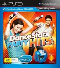 Dancestar Party Hits (Move) Ps3
