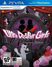 Danganronpa Another Episode Ultra Despair Girls Ps Vita
