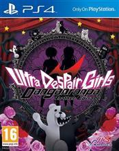 Danganronpa Another Episode Ultra Despair Girls Ps4
