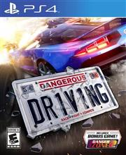 Dangerous Driving Ps4