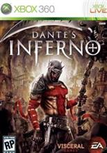 Dantes Inferno Xbox360