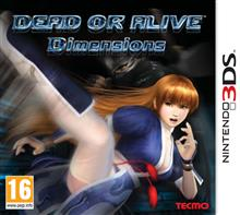 Dead Or Alive Dimensions Nintendo 3Ds