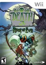 Death Jr Root Of Evil Nintendo Wii