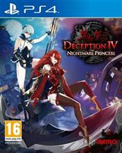 Deception Iv The Nightmare Princess Ps4