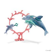 Delfini Mama Cu Copii - Sl41463