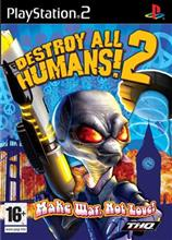 Destroy All Humans! 2 Ps2