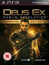 Deus Ex 3 Human Revolution Augmented Edition Ps3