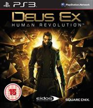 Deus Ex 3 Human Revolution Ps3