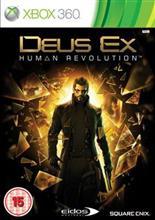 Deus Ex 3 Human Revolution Xbox360