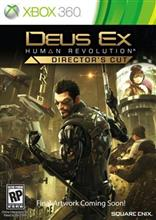 Deus Ex Human Revolution Director's Cut Xbox360