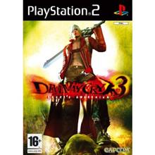 Devil May Cry 3 Special Edition Ps2