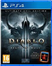 Diablo Iii Reaper Of Souls Ultimate Evil Edition Ps4