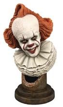 Diamond It Chapter 2 Legends: Pennywise In 3D 1/2 Scale Bust (Aug192720)