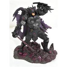Diamond Select Toys Gallery Dc Comic Metal Batman Pvc Statue imagine