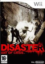 Disaster Day Of Crisis Nintendo Wii