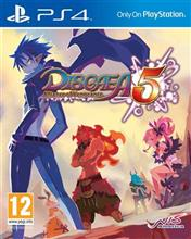 Disgaea 5 Alliance Of Vengeance Ps4