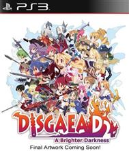 Disgaea D2 A Brighter Darkness Ps3