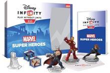 Disney Infinity 2.0 Marvel Superheroes Starter Pack Ps4