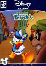 Disneys Donald Duck Quack Attack Pc