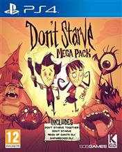 Don T Starve Mega Pack Ps4