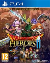 Dragon Quest Heroes 2 Explorers Edition Ps4