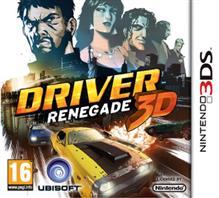 Driver Renegade 3D Nintendo 3Ds