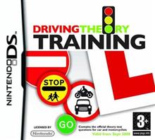 Driving Theory Training Nintendo Ds