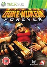 Duke Nukem Forever Xbox360