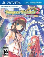 Dungeon Travelers 2 The Royal Library & The Monster Seal Ps Vita