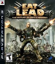 Eat Lead The Return Of Matt Hazard Ps3