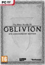 Elder Scrolls Iv Oblivion 5Th Anniversary Edition Pc