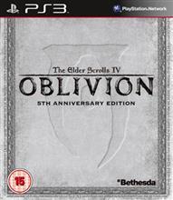 Elder Scrolls Iv Oblivion 5Th Anniversary Edition Ps3